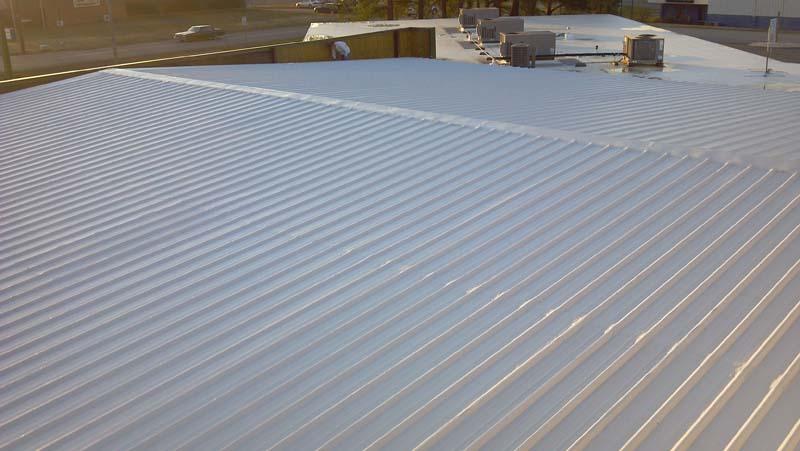 Gaf Topcoat Roof Coating : Gaf liquid applied topcoat system valley roofing