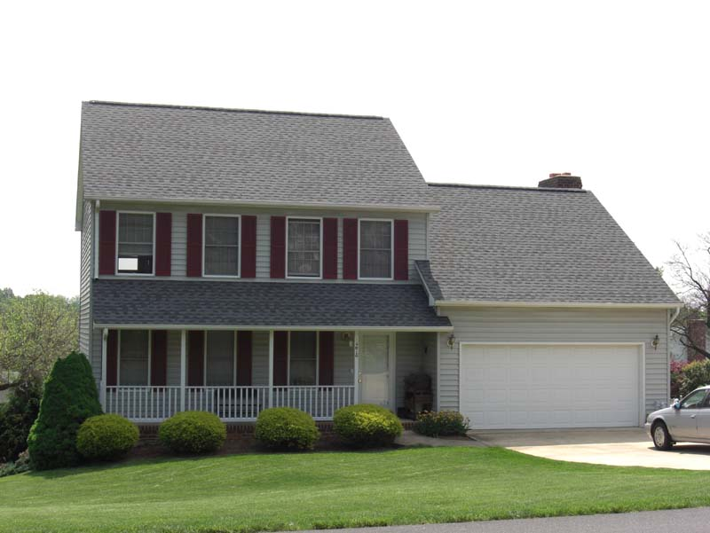 Gaf Timberline Hd Pewter Gray Valley Roofing