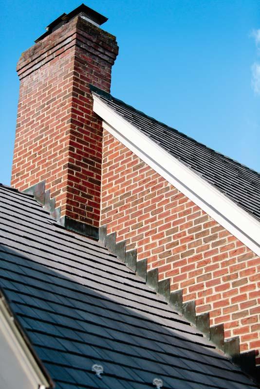 Enviroshake Composite Cedar Shake Valley Roofing