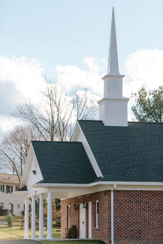 Church Roof Valley Roofing