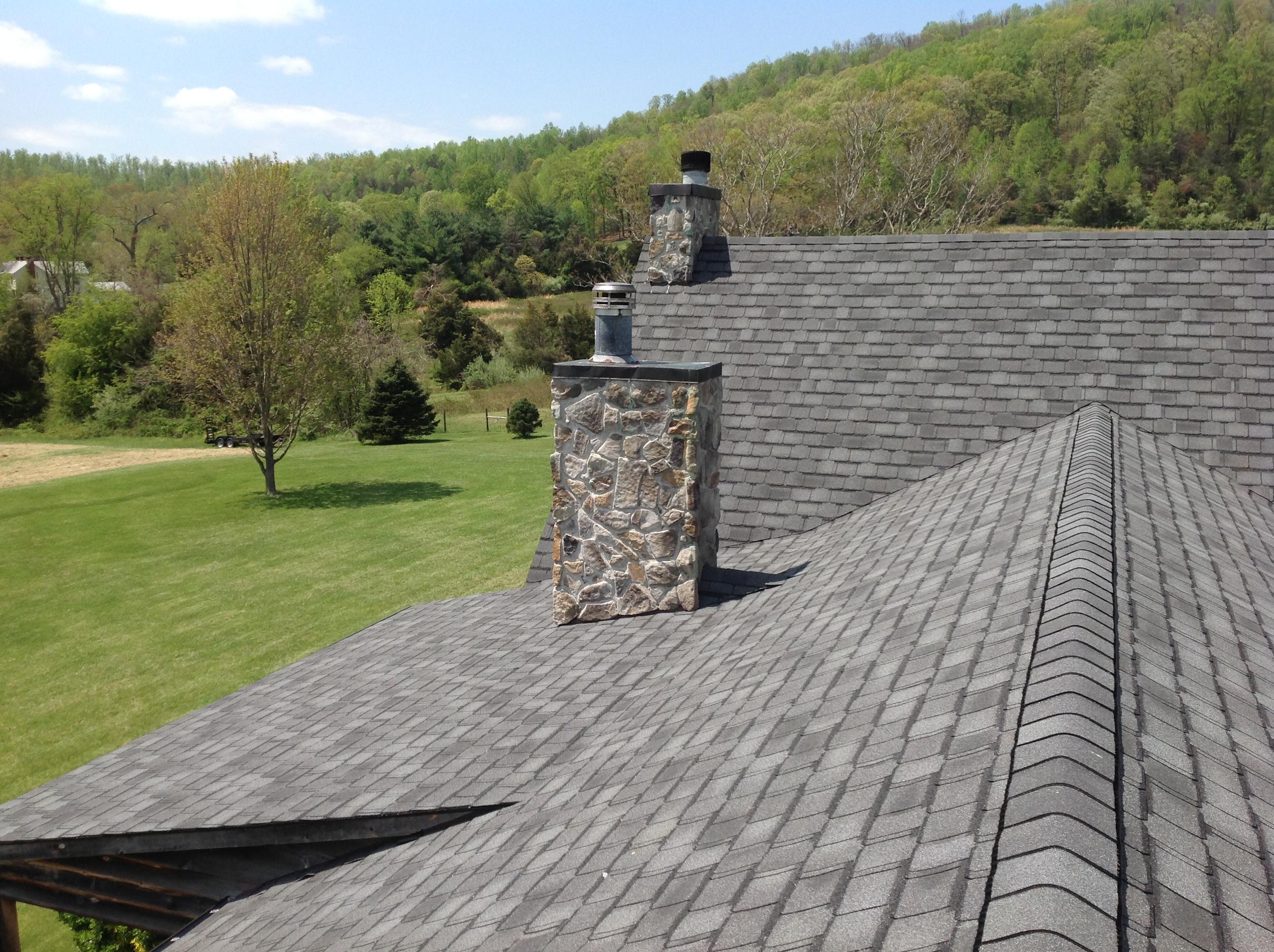 Staunton roof