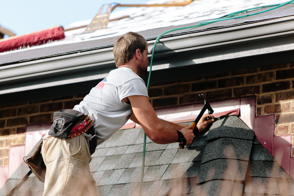 Asphalt Shingle Roofing Installation