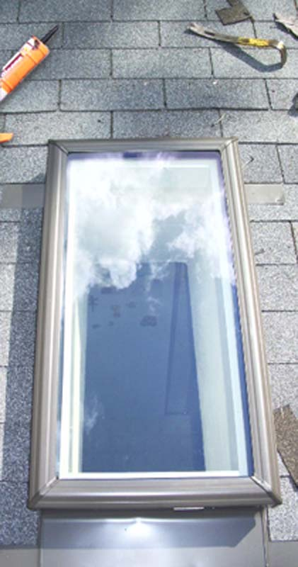 Skylight Installation Valley Roofing