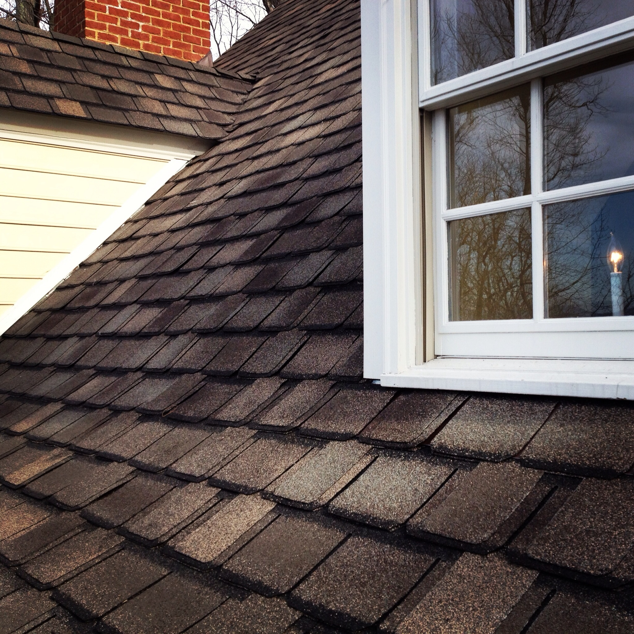Weathered Wood Shingles Add Vintage Eal To Historic Homes
