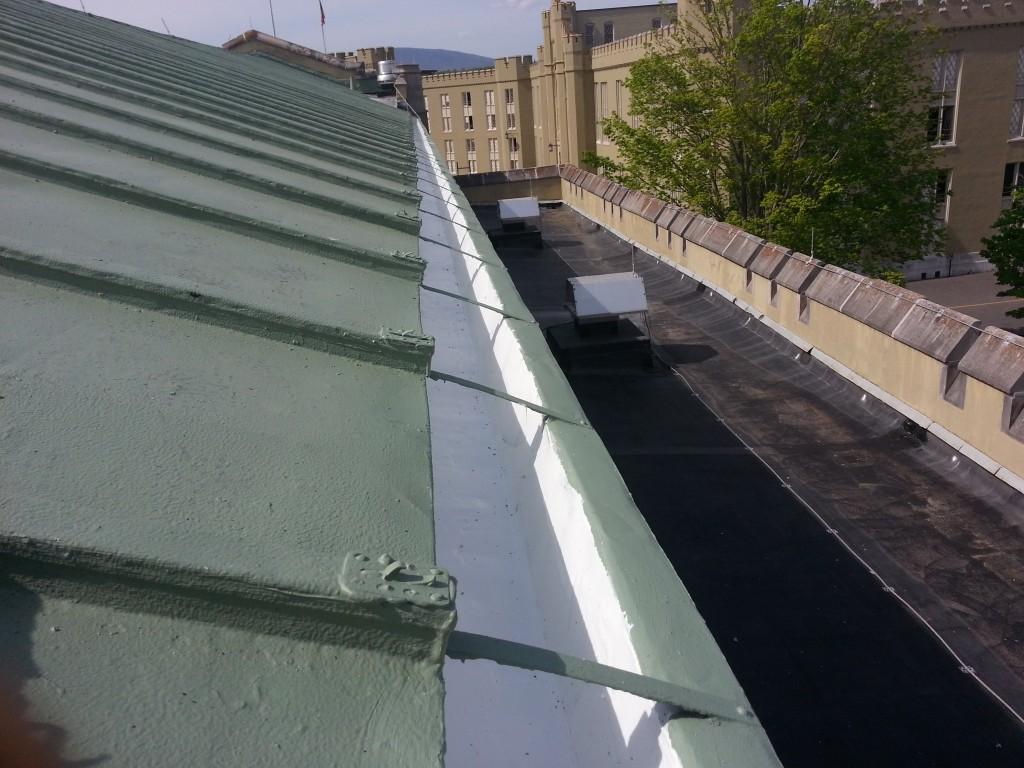 Topcoat Roofing Amp Crysticroof Premier Topcoat Crannog