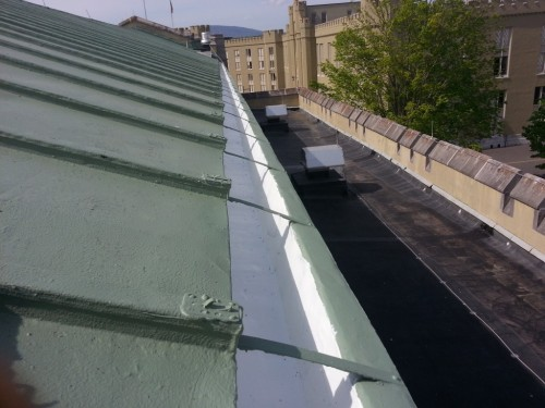 GAF Liquid Applied Topcoat Roofing System