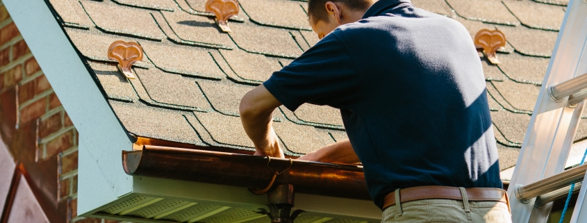 copper roofing gutters harrisonburg
