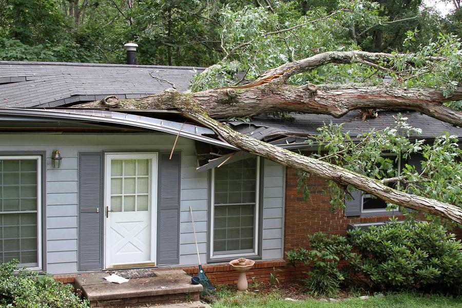 Roof Repair, Storm Damage