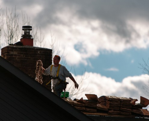 Harrisonburg Roofing Careers