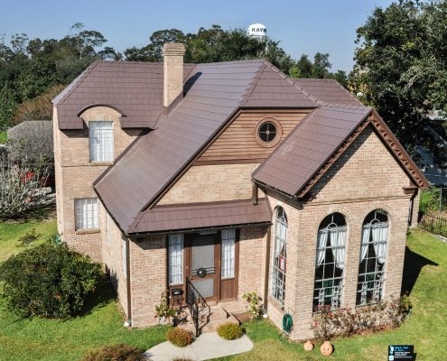 high end roofing from Valley Roofing