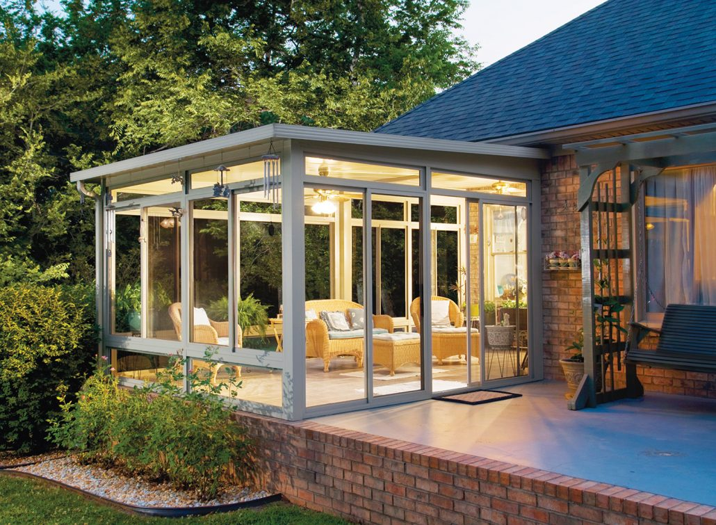 Cost Of Building A Solarium Addition