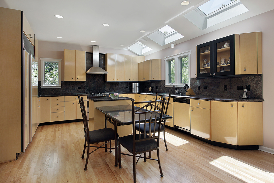 skylights in virginia add light to dark spaces