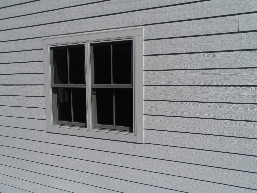 wood-like siding