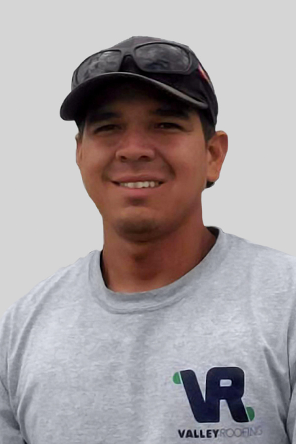 Esteban of Valley Roofing & Exteriors